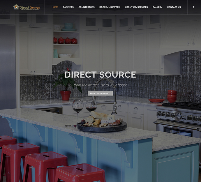 Website Design Misosula - Direct Source MT